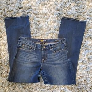Lucky Brand Sweet N Low Blue Jeans Size 8